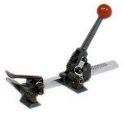 Strapping Tensioner With Metal Gripp
