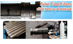 Pulse Tube Filters & Candle Filters