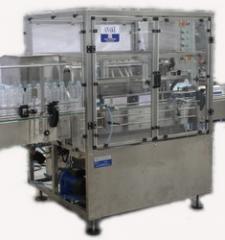 Rinsing Inline Machine