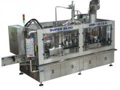 Super Bloc (Rinser / Filler / Capper)