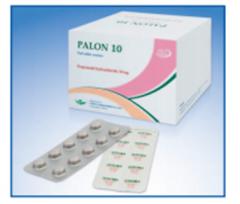 Palon (Cardiovascular Agent)