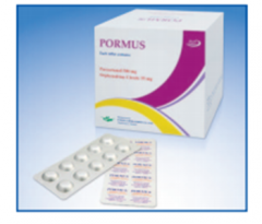 Pormus (Analgesic / Muscle Relaxant)