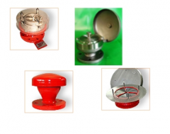 Frame arresters, Valves and Other associated