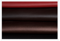 Shrunken leather / Pebble
