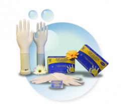 Gloves Latex Examination Powdered