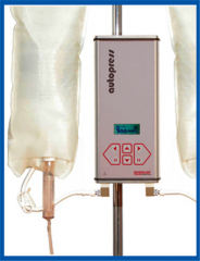 Automatic pressure infusor