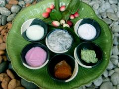 Spa set Body scrub
