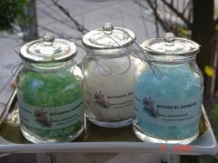 Aromatherapy crystal salts Hydrosoak