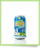 Coconut isotonic drink