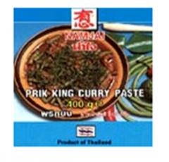 Prik King Curry Paste