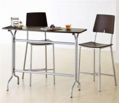 Zento Bar Table & Ritz Bar Stool