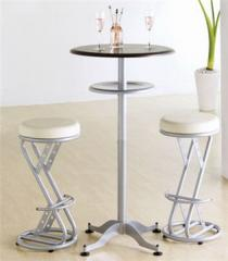 Rido Bar Table & Zic-zac Bar Stool