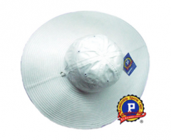 Wide Peak And Uv Reflective Hat