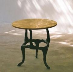 Amaranth Lamp Table
