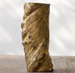Twisted Stem Vase, Large