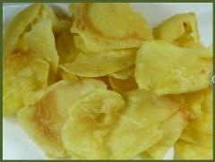 Fried Durian Chips