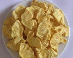 Vacuum Fried Pineapple Chips