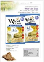 Wheat Germ Cereal