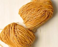 Brown rice instant noodles