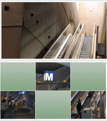 Escalator Handdrails