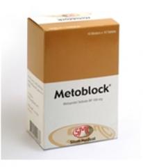 Metoblock (tablets)
