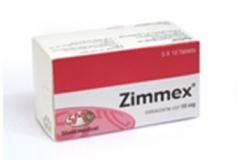 Zimmex (tablets)