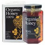 Organic Honey Snake root Honey
