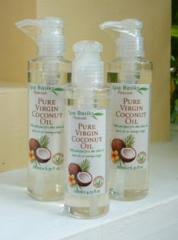 Extra Virgin Coconut Oil ( cold pressed )