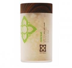 Kaffir Lime Sea Salt Soak