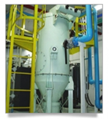 Dust Collector System (Round Bag Filter)