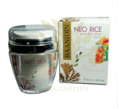 Natural Rice whitening cream
