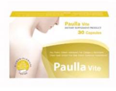 Paulla Vite Paula White Tss with extracts nourish skin