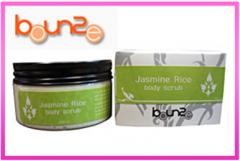 Jasmine Rice Body Scrub