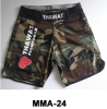 Mma Fight Short Camo
