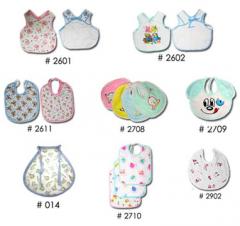 Infant bibs
