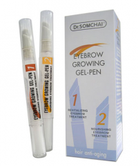 Pen - gel eyebrows