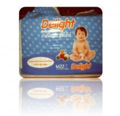 Baby diaper clothlike backsheet