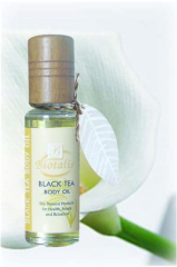 Black Tea Body Oil