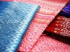 Brocade lukkaew mudmee silk fabrics