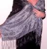 Thai Silk Scarf In 3 Layers Design