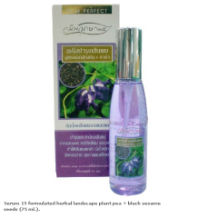 Serum 15 formulated herbal landscape plant pea +
