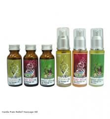 Narda Pain Relief Massage Oil