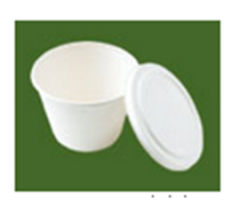 Cup with lid 500 ml