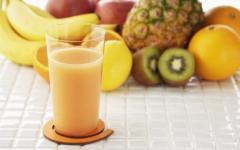 City fresh juice