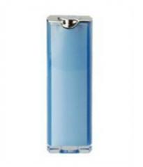 30 ml square shape plastic airless bottle