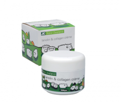 Lanolin & Collagen Cream JC New Zealand