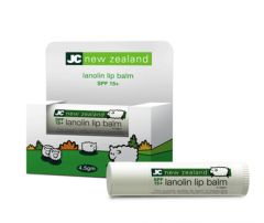 JC New Zealand Lanolin Lip Balm