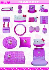 Hello Kitty interior kit