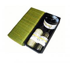 Silk Box : normal size in silk box