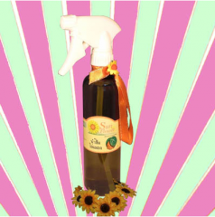 Sun flower vinegar and versatile.
